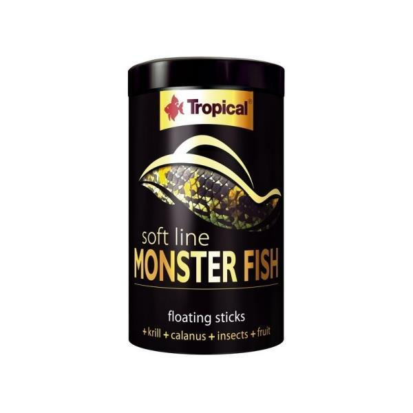 Tropical Soft Line Monster Fish
