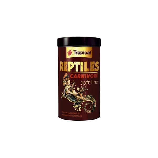 Tropical Reptiles Soft Carnivore 65 g