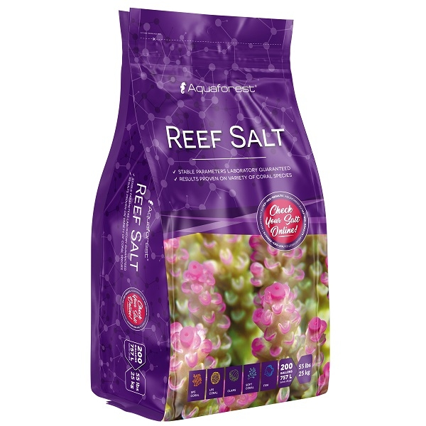 Aquaforest Reef Salt 100 kg