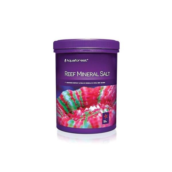 Aquaforest Reef Mineral Salt 4 kg