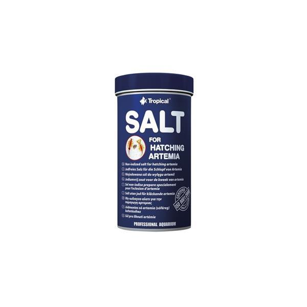 Tropical Salt for hatching Artemia  250ml