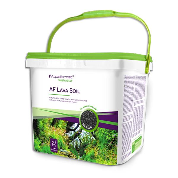 Aquaforest Lava Soil Black 5 L