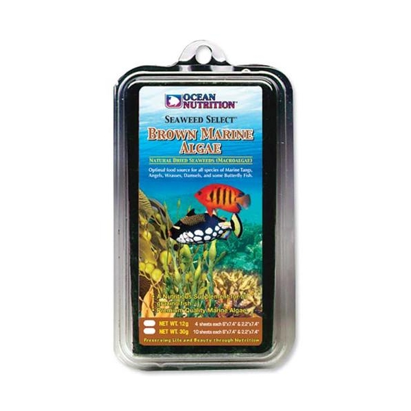 Ocean Nutrition Brown Marine Algae 12 g