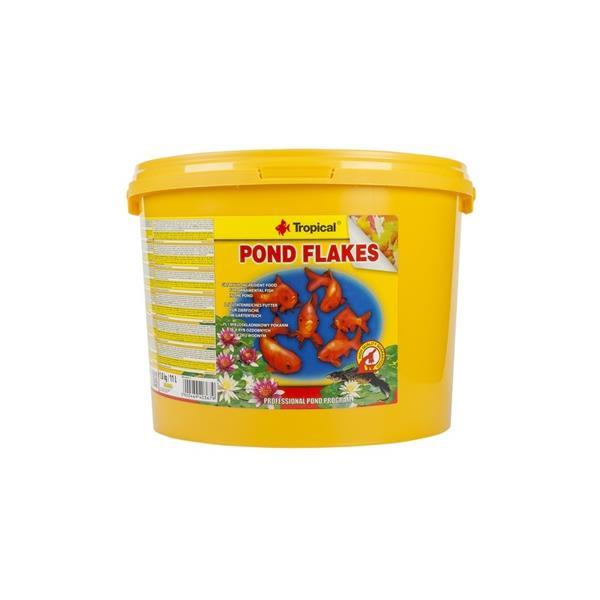 Tropical Pond Flakes 11 L / 800 g