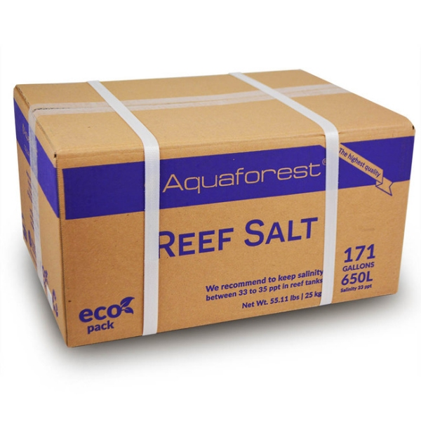 Aquaforest Reef Salt 25 kg - REFILL