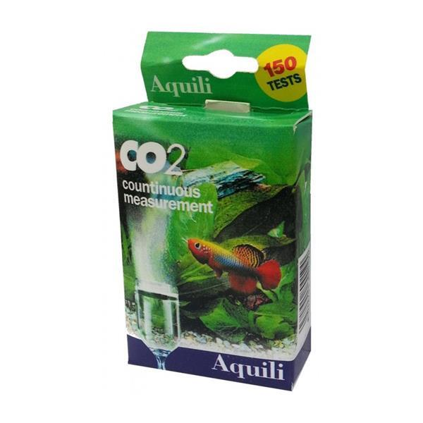 Aquili CO2 permanentni test Advance