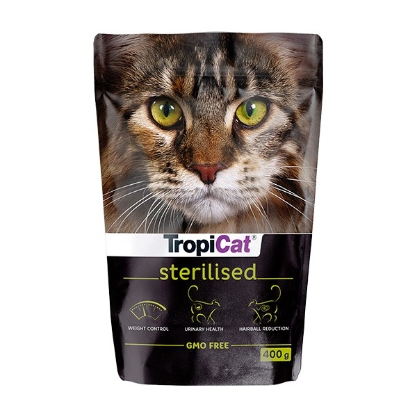 TropiCat Sterilised 2 kg