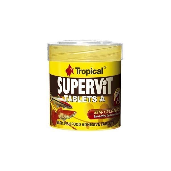 Tropical Supervit Tablets A